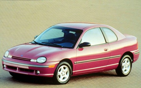Dodge Neon Sport Coupe 1996 1600 01