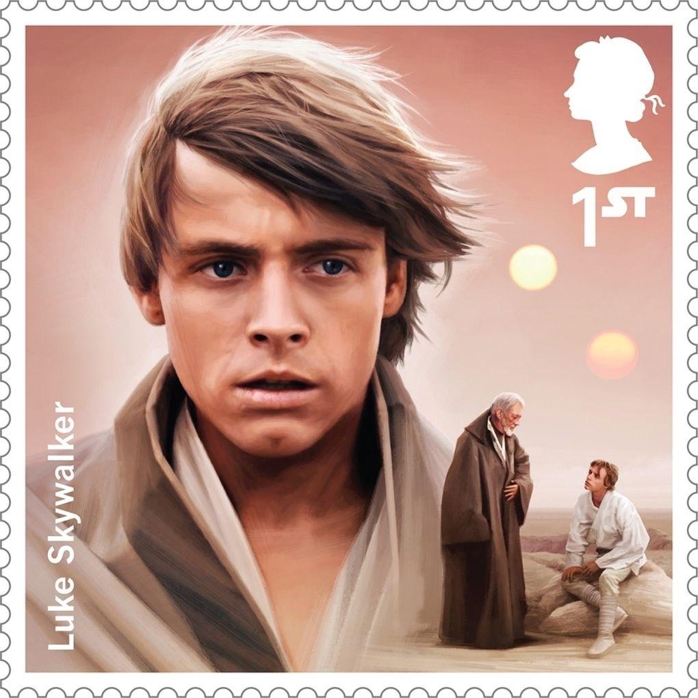 Foto de Star Wars Royal Mail (12/13)