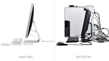 iMac vs. Dell