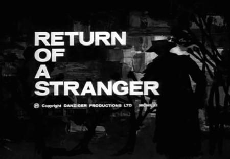 Cine de psicópatas: 'Return of a Stranger', amor homicida