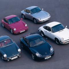 Foto 1 de 30 de la galería evolucion-del-porsche-911 en Motorpasión