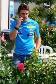 Fernando Alonso suma y sigue