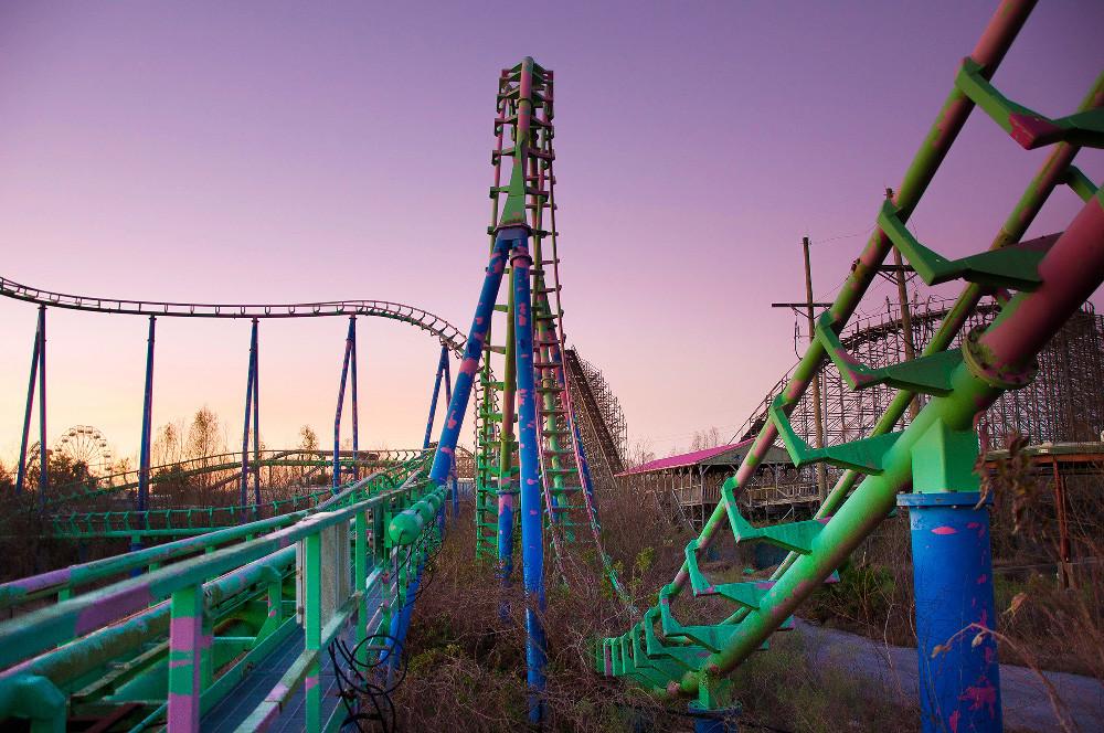 Abandonded Theme Park Seph Lawless 9