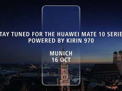 Huawei Mate 10: sigue la presentación en directo y en vídeo con nosotros [terminado]