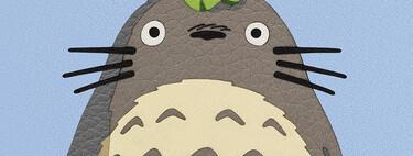 Los fans de Totoro están de enhorabuena: Loewe acaba de anunciar una colección con el mítico personaje japonés