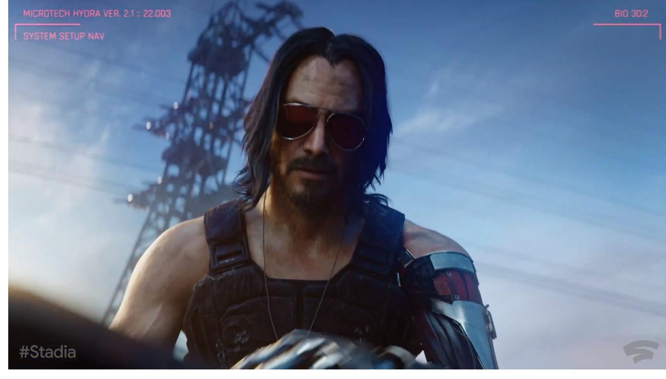 Todas las nuevas incorporaciones al catálogo de Google Stadia: Cyberpunk 2077, Samurai Showdown y más