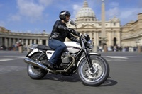 Moto Guzzi V7 Classic presentada oficialmente