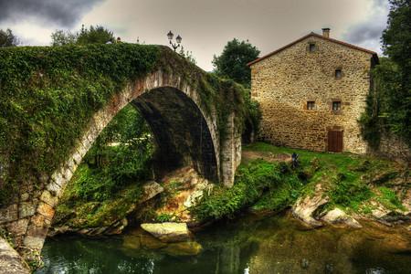 Nos asomamos a los puentes históricos de Cantabria en el nuevo museo de Liérganes