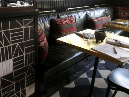ACE no solo diseña espectaculares hoteles, también se encarga de fantásticos restaurantes y LA Chapter es un buen ejemplo