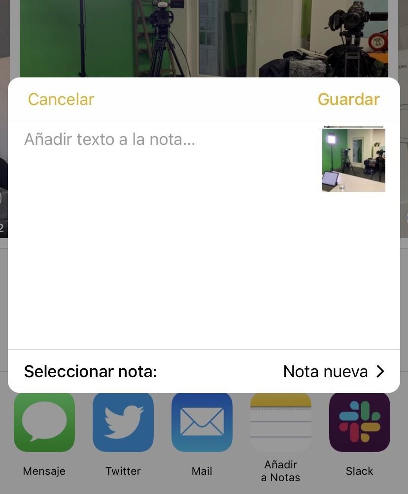 Ocultar fotos en el iPhone