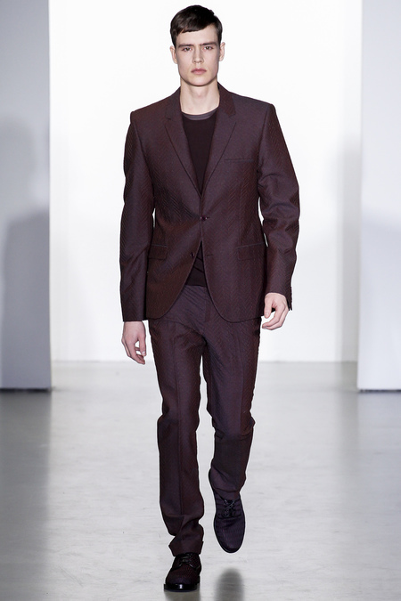 Calvin Klein Otoño-Invierno 2013/2014