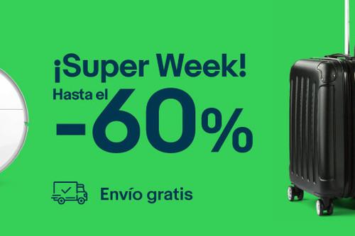Super Week eBay: hasta el 60% en 7 compras de muebles y decoración