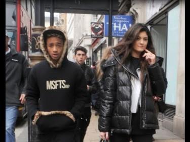 Amor adolescente: Jaden Smith y Kylie Jenner son felices y comen perdices