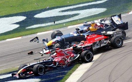 ¿Es bueno tener tres coches por equipo de F1?