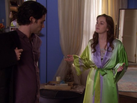 Blair Waldorf Sleepwear 01