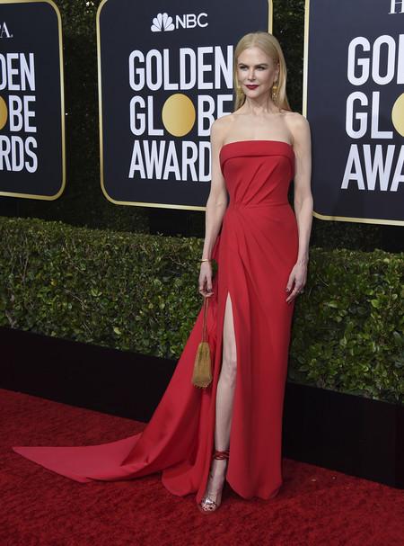 Nicole Kidman globos de oro 2020
