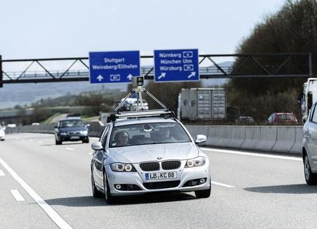 Conducción autónoma Bosch