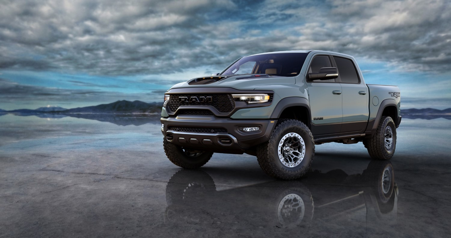 Foto de Ram 1500 TRX Launch Edition 2021 (4/7)