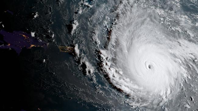 Cómo seguir el avance del peligroso huracán Irma desde Internet