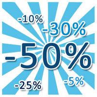 Márgenes comerciales y descuentos a clientes