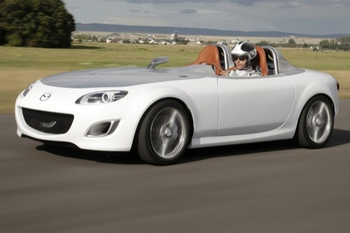 Mazda MX-5 Superlight, para perder la cabeza