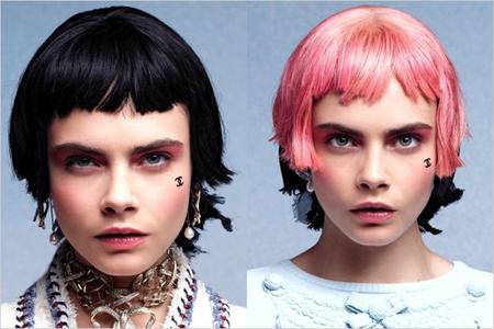 Este verano, los stickers de Chanel adornarán el rostro de las fanáticas del make up