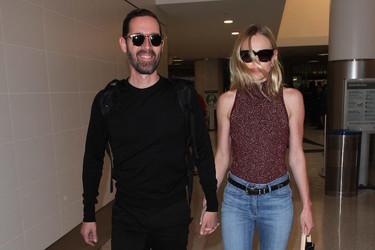 """Kate Bosworth vuelve a los 90 con un look muy """"cool"""""""