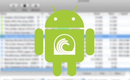 Android y BitTorrent