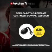Convierte tu viejo televisor en casi un Smart TV con este Google Chromecast por 28,99 euros