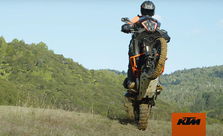Ktm 1290 Super Adventure R Chris Birch Video 2020 2