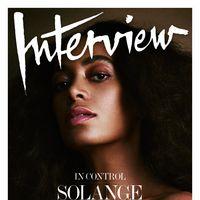 Interview:    Solange