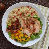 13 ensaladas con quinoa para sumar buenos hidratos y fibra a la dieta habitual