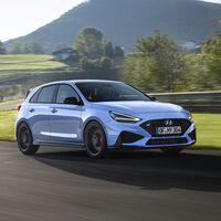 El Hyundai i30 N se ha renovado: ahora con hasta 280 CV, más ligero y caja de cambios automática DCT en opción