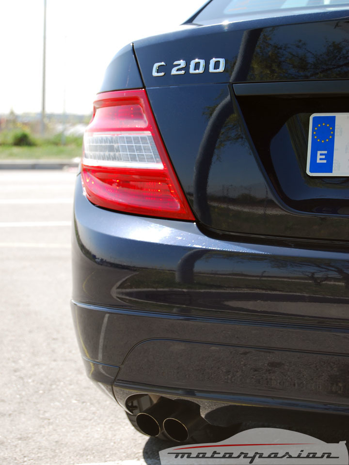 Foto de Mercedes Clase C 200 CDI BlueEfficiency (prueba) (10/56)