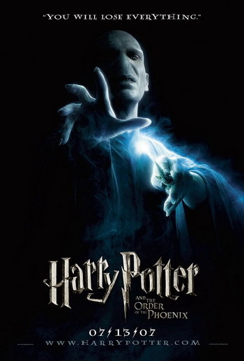 Primer póster de 'Harry Potter y la Orden del Fénix'
