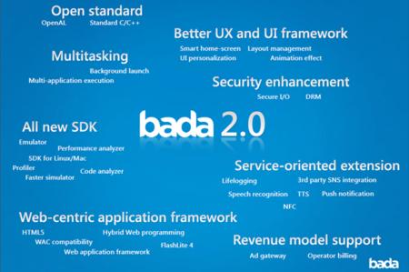 Samsung Bada 2.0 llegará en 2011
