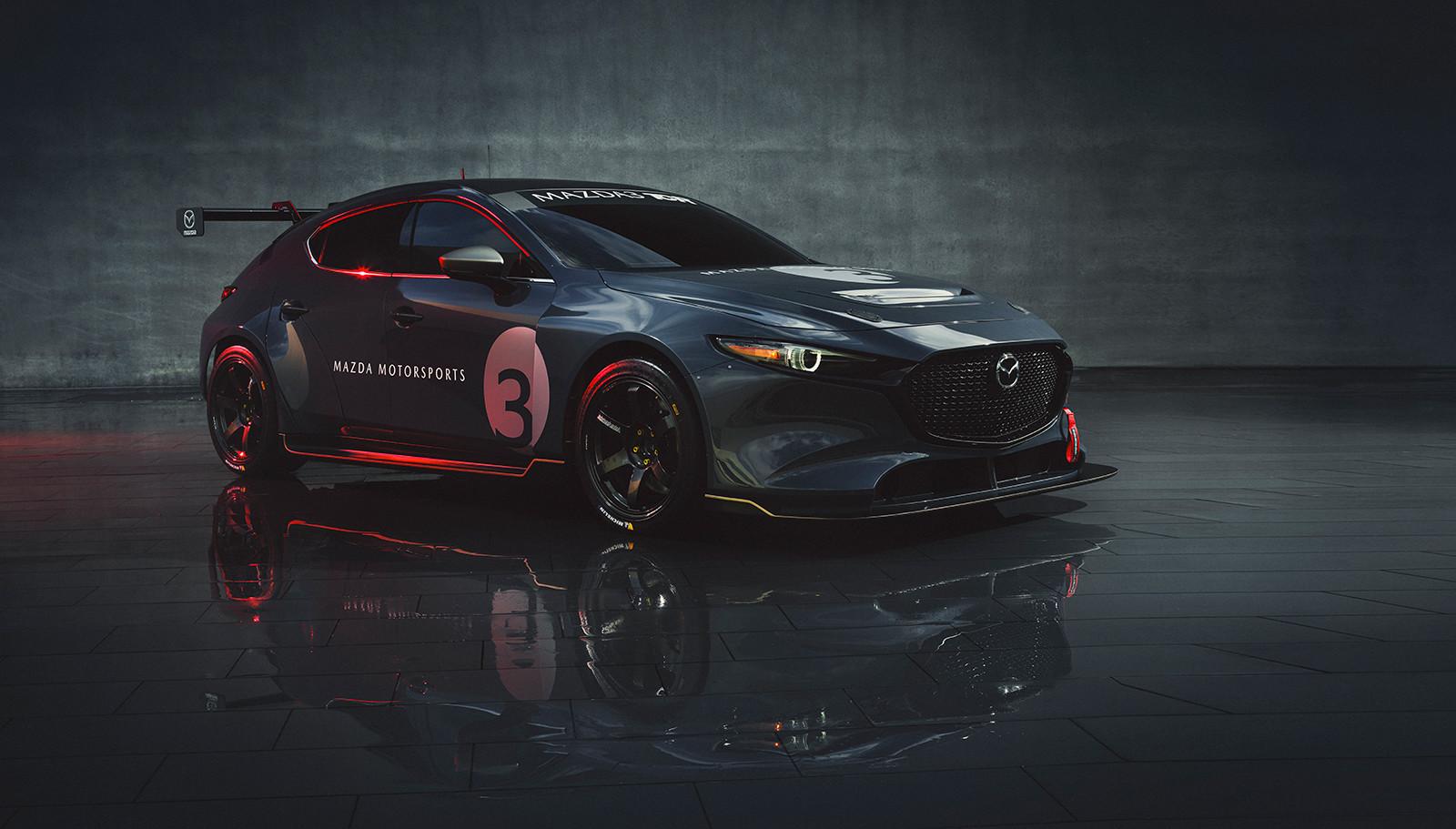 Foto de Mazda3 TCR 2020 (3/10)