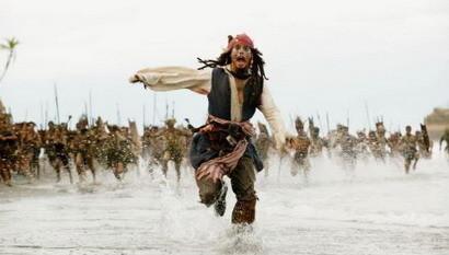 'Piratas del Caribe: El Cofre del Hombre Muerto', falta de pasión, chistes por doquier y algún homenaje