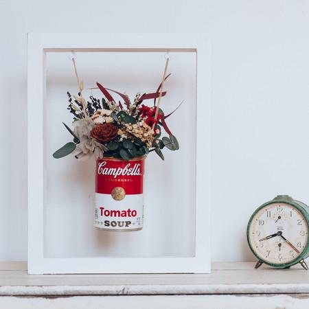 Flores En Lata Campbell S Iv