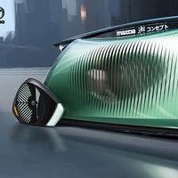 El Mazda Koshi Concept es el coche eléctrico y autónomo del futuro inspirado en las literas imperiales del Japón medieval