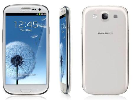 Precios del Samsung Galaxy SIII con Telcel