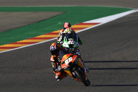 Fernandez Aragon Moto3 2020