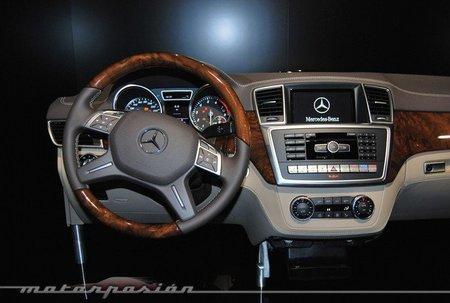 Mercedes-Benz Clase M 2012