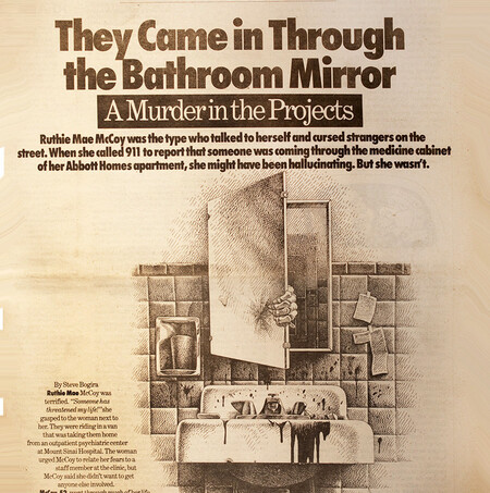 Throughbathroommirror Cover