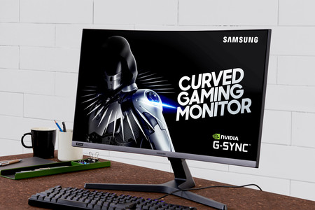 Samsung Curved Gaming Monitor Crg527 2