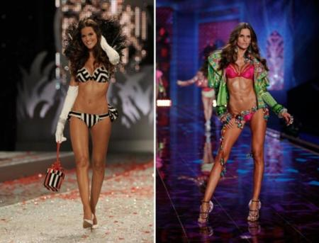 Izabel Goulart Vs