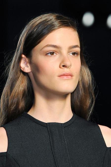 Las tendencias de maquillaje y peluquería vistas en la New York Fashion Week (I)