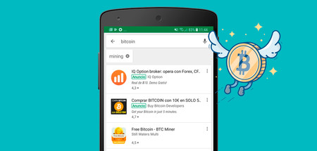 Apps para minar bitcoins android