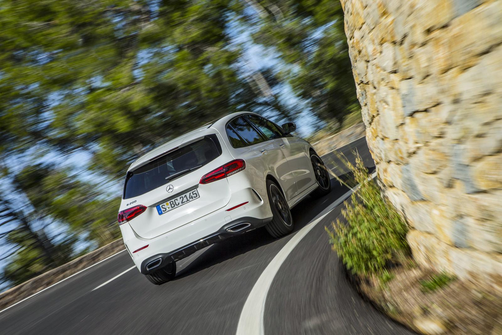 Foto de Mercedes-Benz Clase B 2019 (134/157)