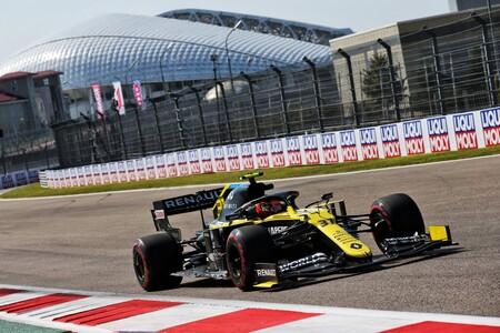 Ocon Rusia F1 2020